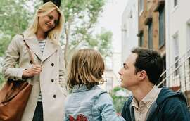In the social drama �A Kid Like Jake,� parents Alex (Claire Danes) and Greg (Jim Parsons) face a crisis when an exclusive preschool considers their son a �diverse� candidate for enrollment because of his transgender leanings.  Credit: SFFilm