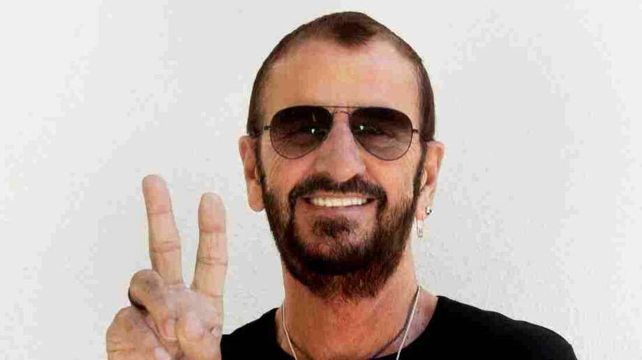 Ringo Starr Photo: Associated Press