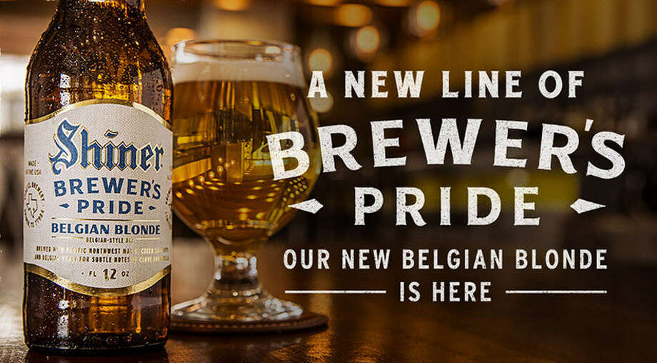 This week Shiner Beer announced another new, limited-edition release following in the footsteps of other successful seasonals like Holiday Cheer and Ruby Redbird. Brewer's Pride Belgian Blonde Ale comes with an old-school label too. Learn more about Shiner Beer.... Photo: Shiner Beer