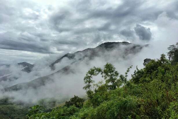 The Yunguilla Reserve, about an hour from Ecuador's capital, Quito, is situated in an Andean cloud forest.