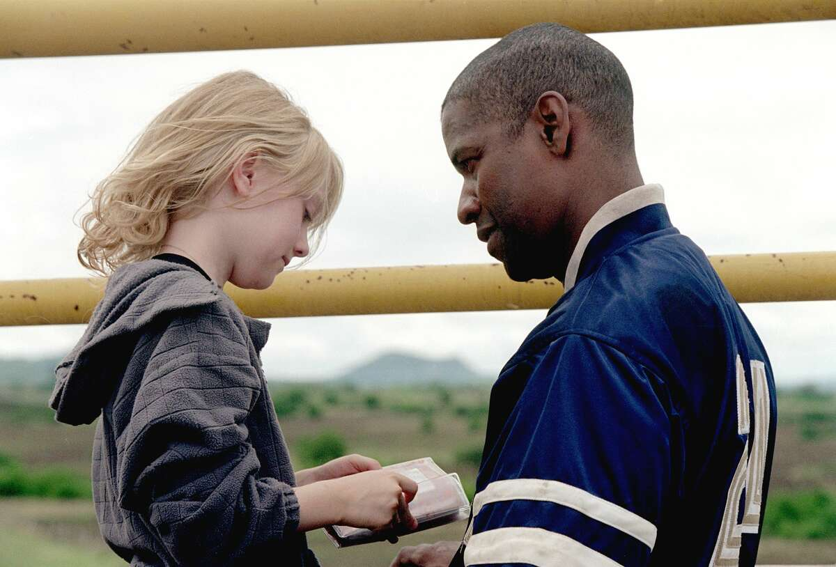 """Man on Fire"" (2004) Location: El Paso Starring: Denzel Washington, Christopher Walken and Dakota Fanning"