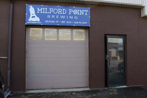 Milford Point Brewing Co. at 230 Woodmont Road is to open on April 7.