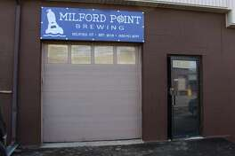 Milford Point Brewing Co. at 230 Woddmont Road, will be opening on April 7.