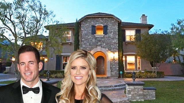 Tarek And Christina El Moussa S Family Home Goes On The Market Is It A Flop San Antonio Express News