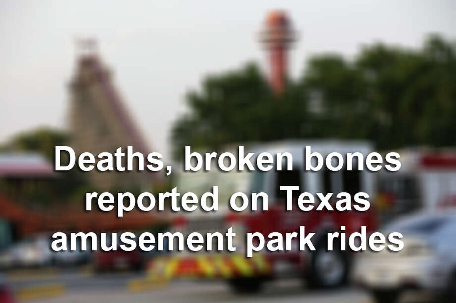 Records kept by the Texas Department of Insurance detail the many injuries reported on amusement park rides in the Lone Star State. Photo: Tom Fox/Associated Press