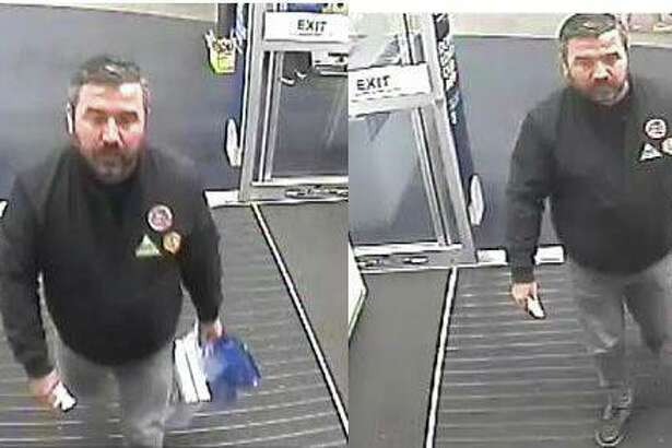 The West University Police Department is seeking the public's help in identifying and locating this pair of theft suspects.