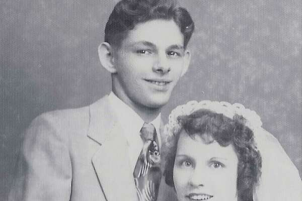 Louis and Geraldine (Russell) Didato will celebrate their 65th wedding anniversary on April 6.