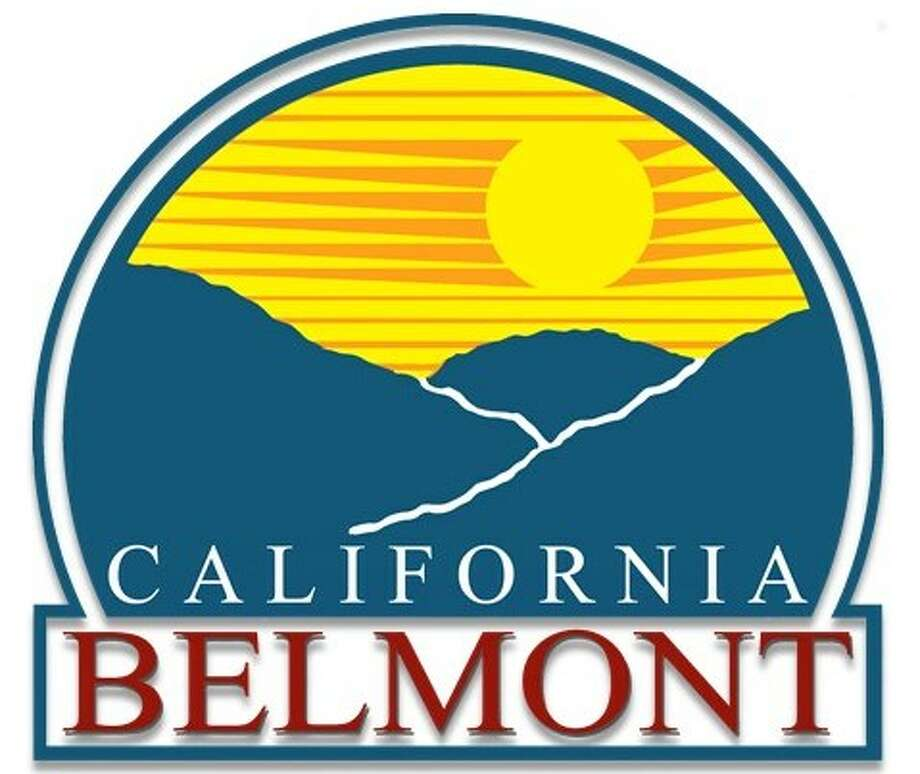 The Belmont, Calif., city logo could be changing in the future, but it won't resemble a classic Pink Floyd rock album. Photo: City Of Belmont, Calif.