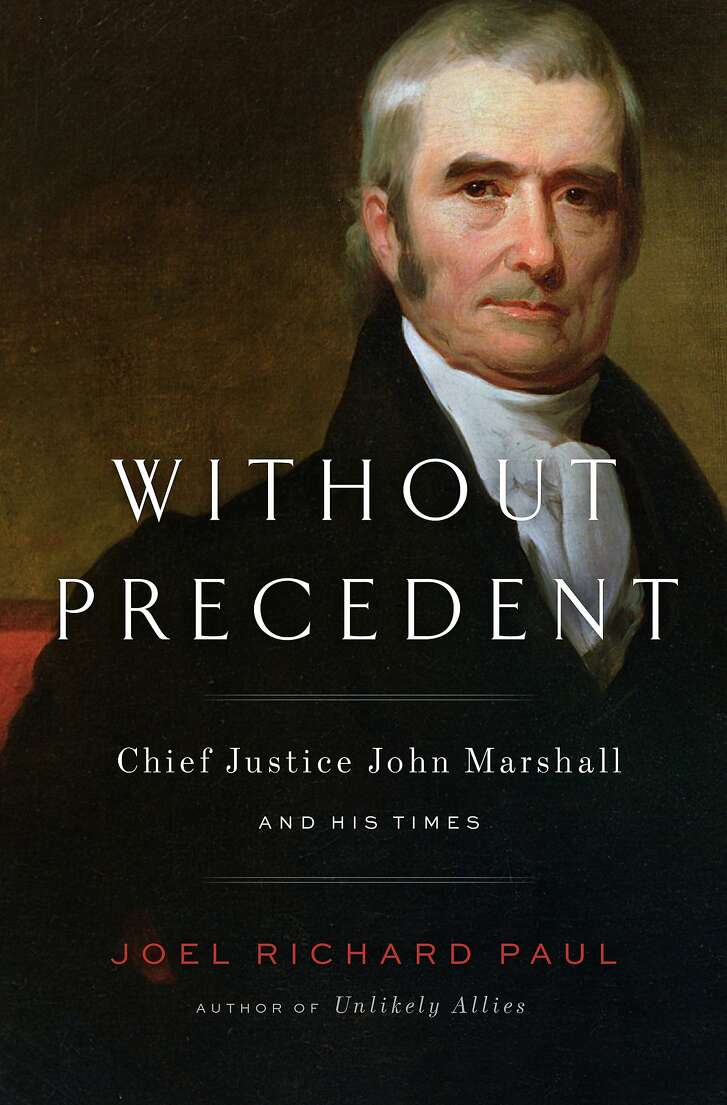 """Without Precedent,"" by author Joel Richard Paul"