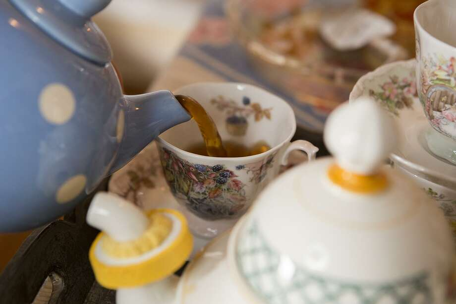 """The Stratford Health Department will host """"The History and Health Benefits of Tea"""" on Tuesday, April 3, at 6 p.m. at the Stratford Library. Photo: Michael Miller / For The Express-News / San Antonio Express-News"""