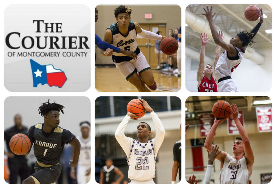 Quentin Grimes (College Park), Jevon Burton (Porter), Jay Lewis (Conroe), Darius Mickens (Willis) and Jackson Moffatt (Magnolia) are The Courier's nominees for Offensive MVP.