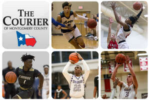 Quentin Grimes (College Park), Jevon Burton (Porter), Jay Lewis (Conroe), Darius Mickens (Willis) and Jackson Moffatt (Magnolia) are The Courier's nominees for Offensive MVP.