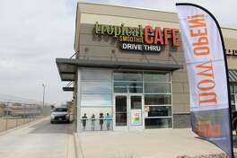 Tropical Smoothie Cafe opened Friday, March 23.