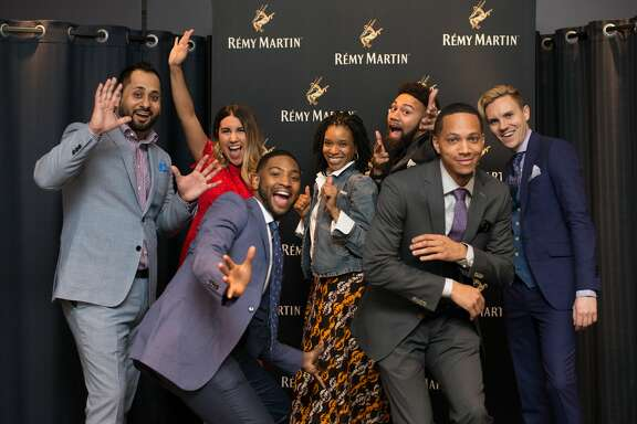 Indochino in the Galleria hosted a special grand-opening event. It features made-to-measure suits.