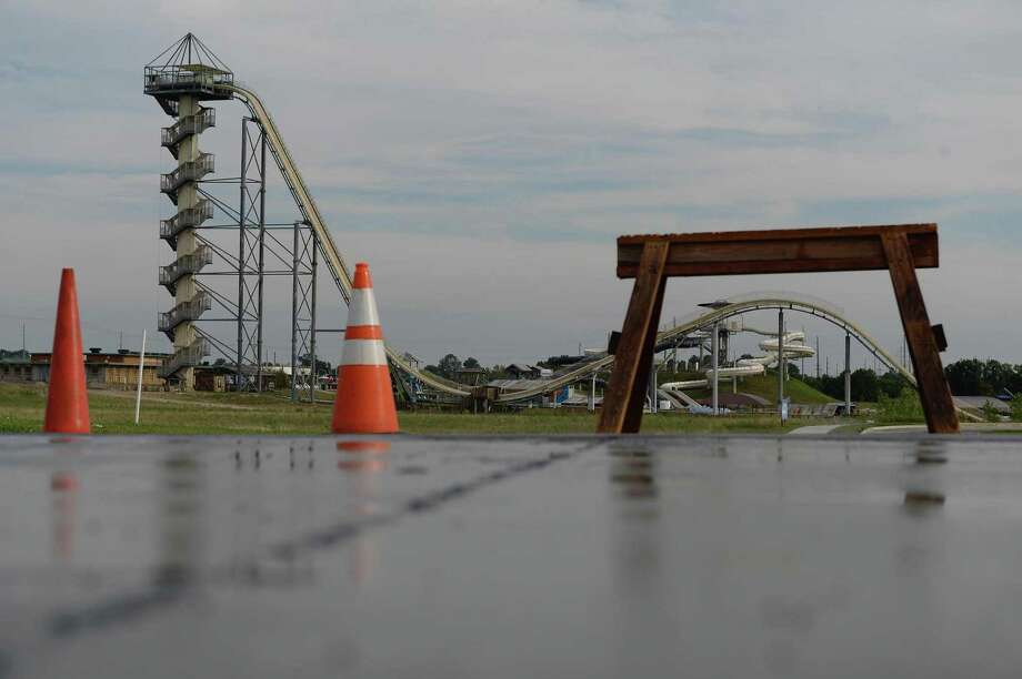 Caleb Schwab died on the Verruckt water slide at the Schlitterbahn water park in Kansas City, Kan., in August 2016. A Schlitterbahn executive has been arrested and charged with involuntary manslaughter. Photo: Keith Myers /TNS / Kansas City Star