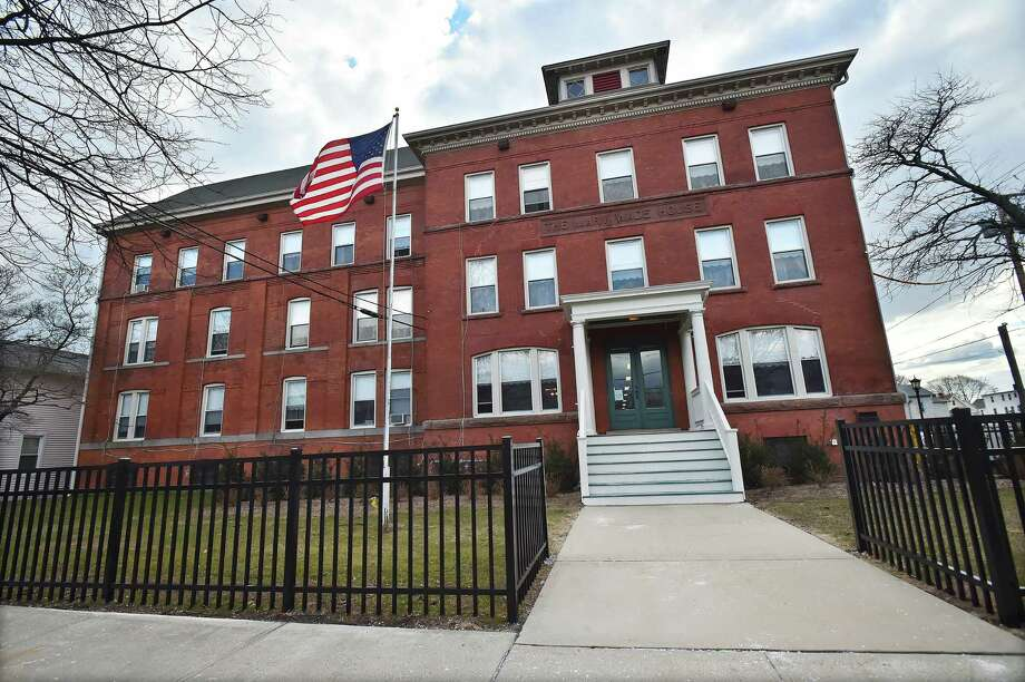 The Mary Wade House, a senior care facility, at 118 Clinton Ave. in New Haven, Friday, March 22, 2018, Photo: Catherine Avalone / Hearst Connecticut Media / New Haven Register
