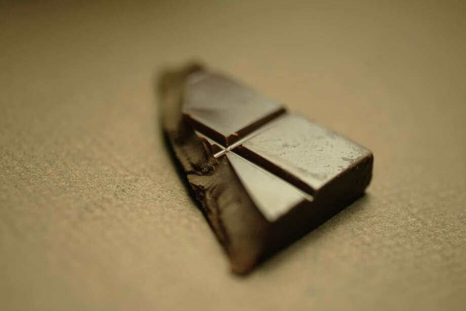 For the greatest health benefits, choose chocolate bars with high cacao content. Photo: MIKE URBAN, Staff / SEATTLE POST-INTELLIGENCER