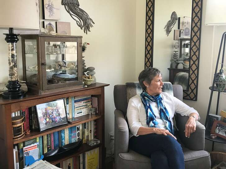 Sarah Johnson, a retired director of San Francisco State's Early Childhood Education Center, will be evicted from school housing due to new rules that are being enforced.