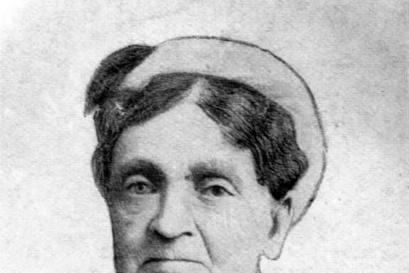 Charlotte M. Allen - wife of Augustus Allen