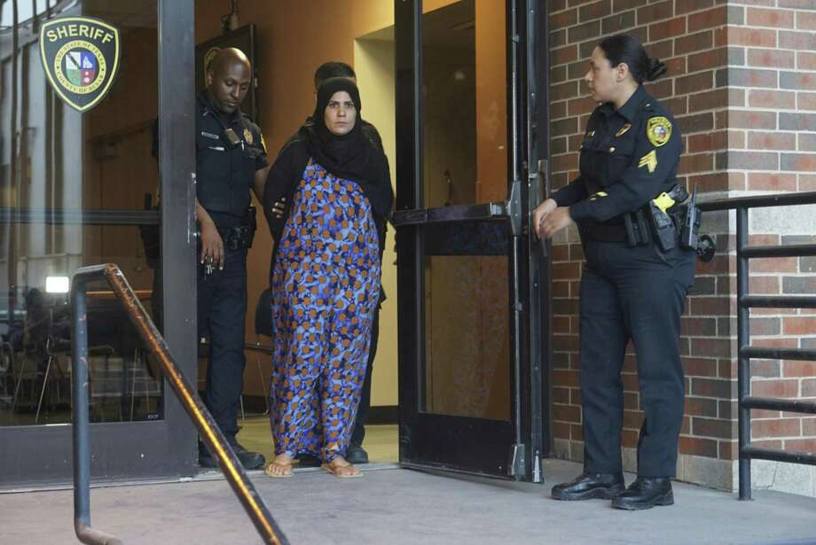 Hamdiyah Sabah Alhishmawi, 35, is facing at least one felony count of  continuous family