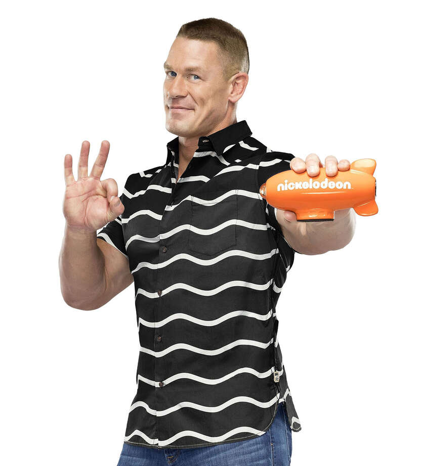 John Cena, Host of Nickelodeon's 2018 Kids' Choice Awards