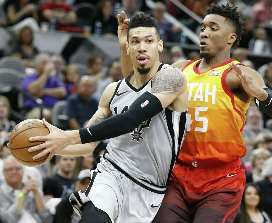 The Spurs' Danny Green would choose to have dinner with MLK. Photo: Edward A. Ornelas / San Antonio Express-News / © 2018 San Antonio Express-News