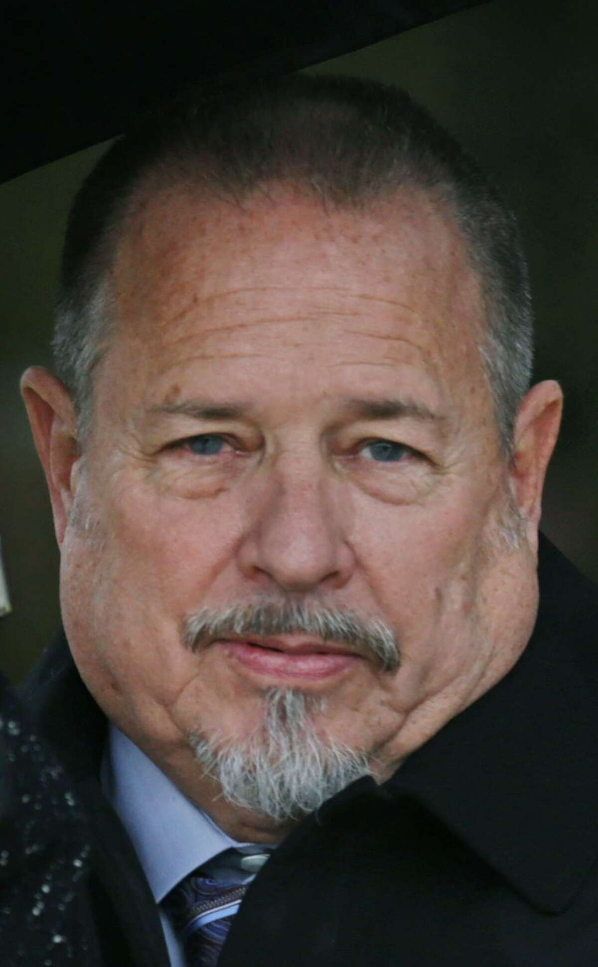 Jeff Pike, the former national president of the Bandidos Motorcycle Club, is on trial on racketeering charges.