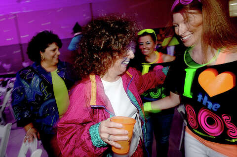 Were you 'Seen' at St  Anne's 80s dance party? - NewsTimes