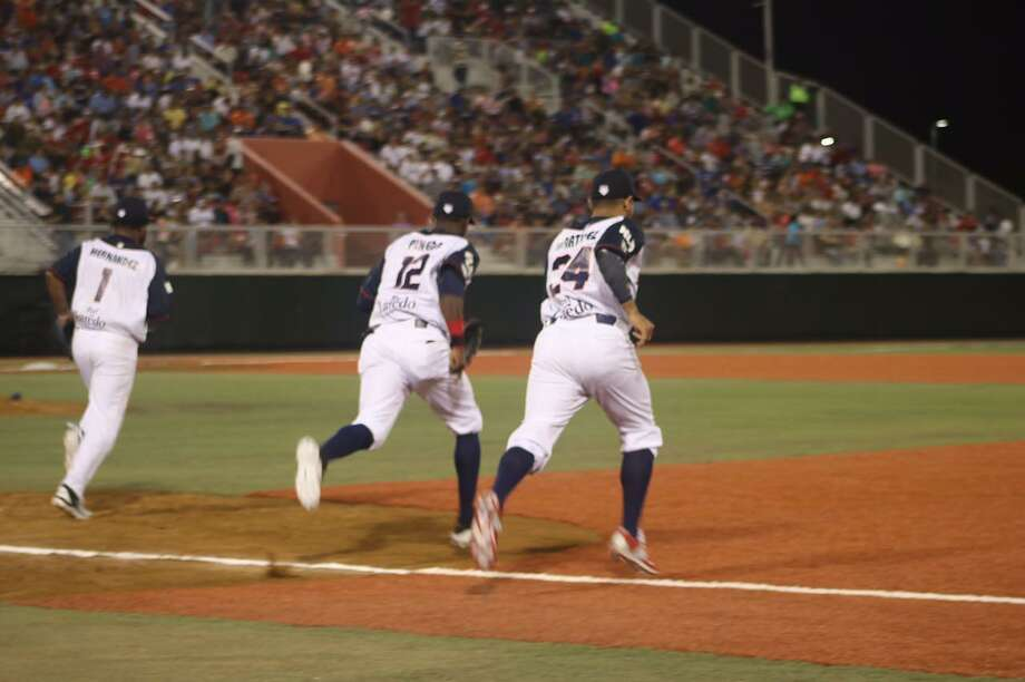 The Tecolotes Dos Laredos began the 2018 Mexican League Baseball season on Friday night at Nuevo Laredo Stadium against Algodoneros de Unión Laguna. Photo: Courtesy Of The Tecolotes Dos Laredos