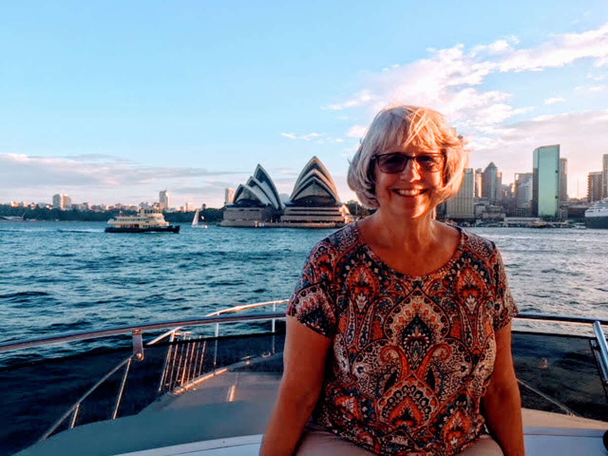 Laurie Armstrong Gossy on making a near disaster into a great travel memory. Photo from Sydney Harbour.