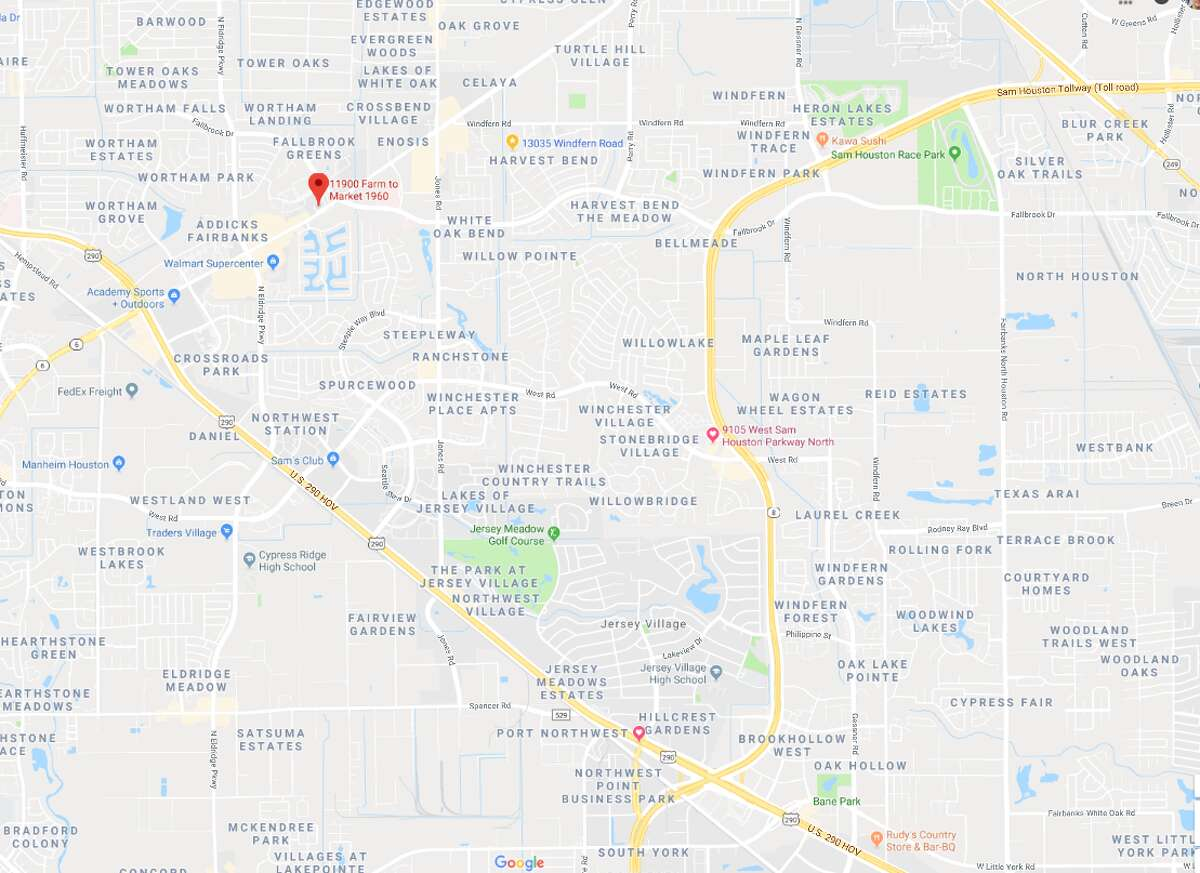 Remains that Houston Police believe may be human were found Saturday morning. HPD homicide detectives were dispatched around 10 a.m. to the 11900 block of FM 1960, where the remains were found.