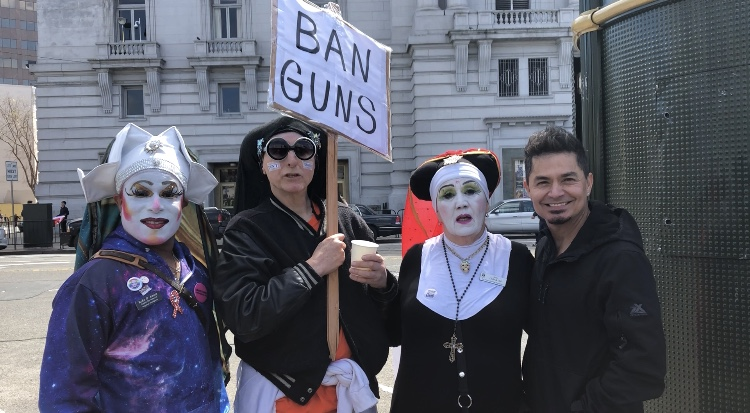 The most poignant, witty, moving signs at the SF 'March for Our Lives' | San Francisco Gate