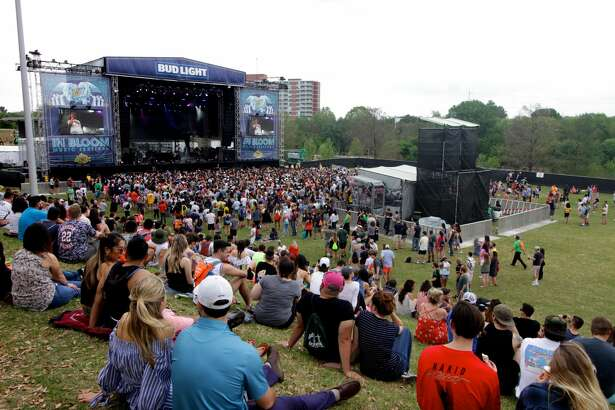 The inaugural In Bloom Music Festival kicked off with Day One at Eleanor Tinsley Park on March 24th, 2018 in Houston, Texas.