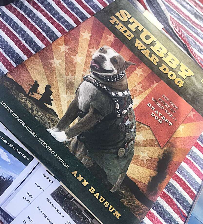 "The film ""Sgt. Stubby: An American Hero,"" an animated feature film based on the true story, is set to be released nationwide April 13. Photo: Cassandra Day / Hearst Connecticut Media /"