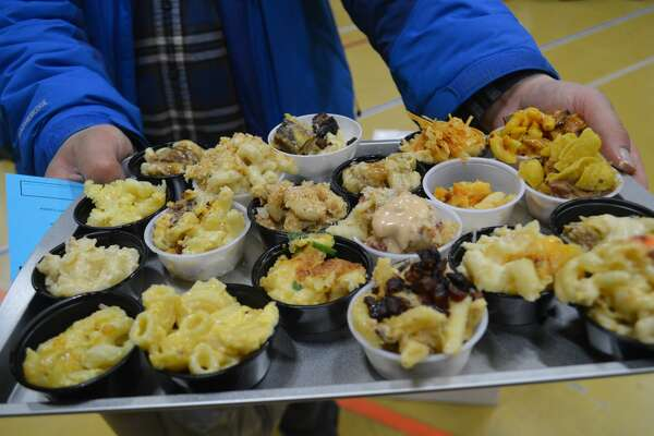 Were you seen at the ninth annual timesunion.com/Table Hopping Mac-n-Cheese Bowl at Siena College's Marcelle Athletic Complex on March 24, 2018?