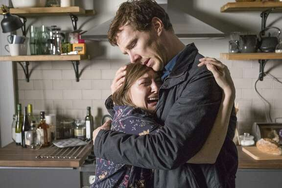 """Benedict Cumberbatch and Kelly Macdonald star as the grieving parents of a missing little girl in """"The Child in Time"""" on PBS' """"Masterpiece."""""""