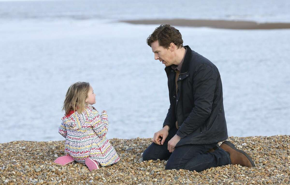 Benedict Cumberbatch stars as the father of a missing girl, played by Beatrice White.