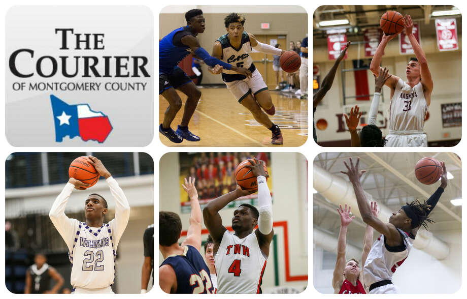 Quentin Grimes (College Park), Jackson Moffatt (Magnolia), Darius Mickens (Willis), Romello Wilbert (The Woodlands) and Jevon Burton (Porter) are The Courier's nominees for Player of the Year.