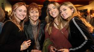 Were You Seen at the 10 th  Annual Capital Region Wine Festival at Proctors in Schenectady, NY on Saturday, March 24, 2018?