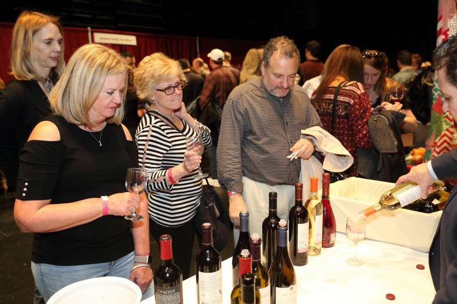 Were You Seen at the 10th Annual Capital Region Wine Festival at Proctors in Schenectady, NY on Saturday, March 24, 2018? Photo: Gary McPherson - McPherson Photography