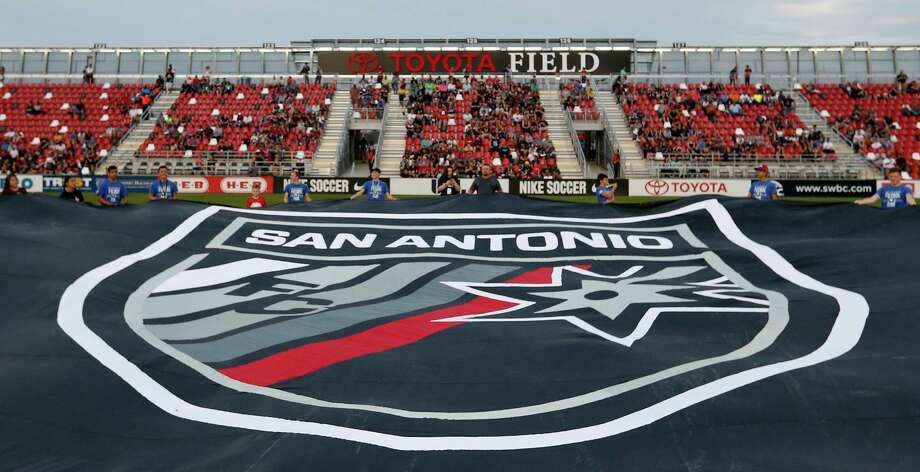 Fans attend the San Antonio FC home opener against Saint Louis FC Saturday March 24, 2018 at Toyota Field. Photo: Edward A. Ornelas, Staff / San Antonio Express-News / © 2018 San Antonio Express-News