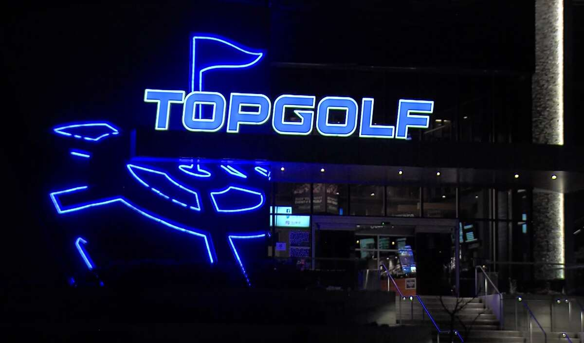 San Antonio police say three people were shot during a fight in the parking lot of Topgolf Saturday night, March 24, 2018. The victims were transported to University Hospital in critical condition.