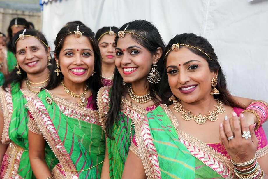 The India Association of San Antonio hosted the 35th Festival of India Saturday, March 24, 2018, at La Villita. Indian cuisine, culture and traditional dances were featured at the family friendly festival. Photo: Marco Garza For MySA