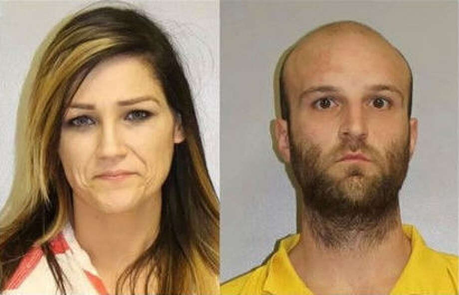 Brittany Higgins and Brian Bennett are both charged with third-degree murder in the death of Higgins' 3-year-old daughter in January. Photo: Franklin County