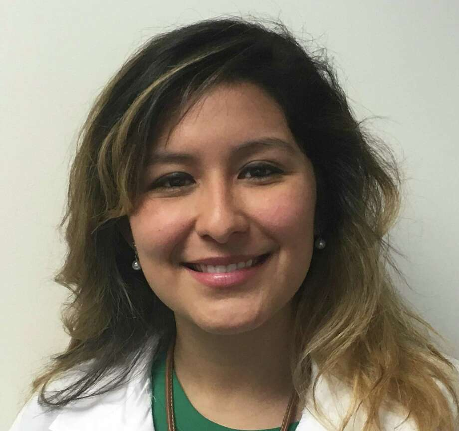 Dr. Valerie Flores has won a $15,000 grant for her research into individualized treatment of endometriosis. Photo: Ed Stannard / Hearst Connecticut Media