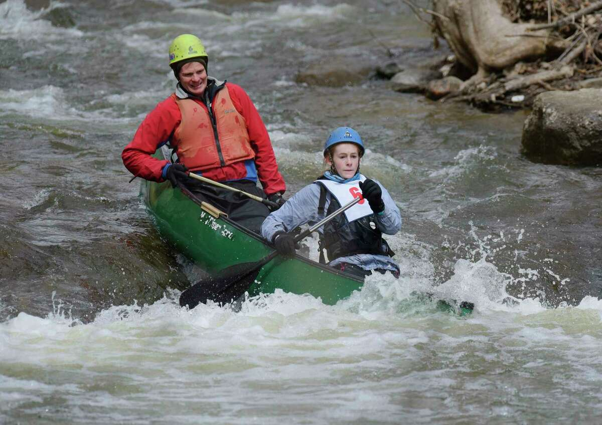 Sunday's 46th annualTenandeho White Water Derby on the Anthony Kill in Mechanicville promises chills and thrills. Get info.