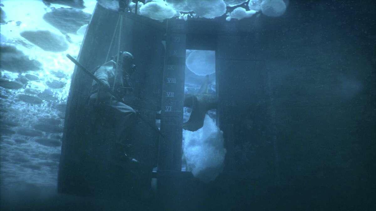 Trystan Gravelle as Henry Collins - The Terror _ Season 1, Episode 1 - Photo Credit: Screengrab/AMC