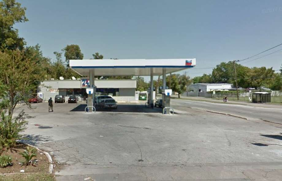 A drive-by shooting was reported Sunday, March 25, 2018 at a convenience store at 6626 Cullen Blvd.