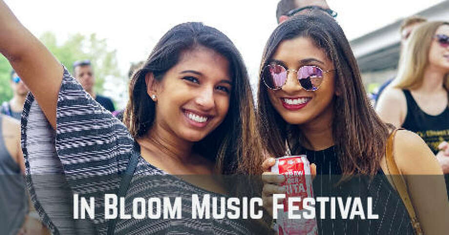 Continue through the photos to see the scenes of the In Bloom music festival. Photo: Houston Chronicle Staff