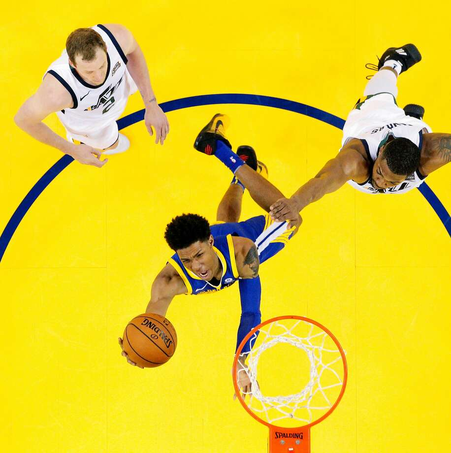 Warriors Come Out And Play Golden State: Warriors Play Waiting Game With Patrick McCaw